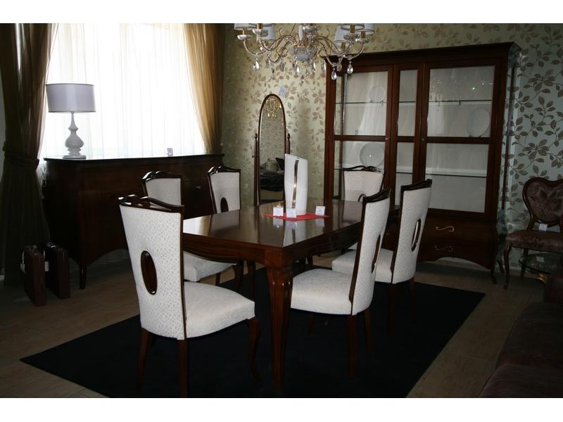 Стол + 6 стульев Stilema