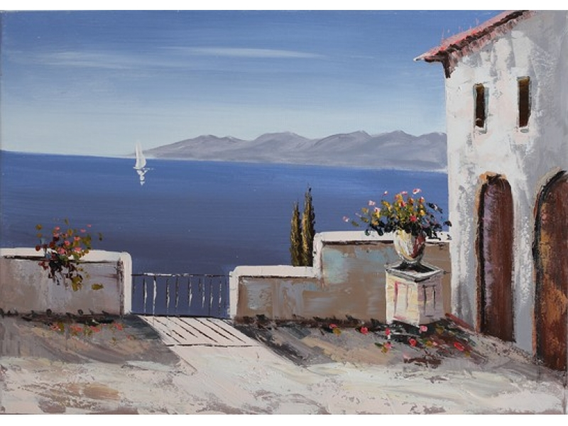 Картина Греция