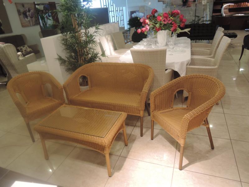 Комплект мебели для улицы Contral royal 5 deluxe