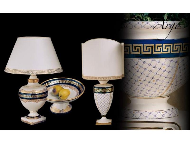 Лампа настольная Sarri Argo 99579ММ40