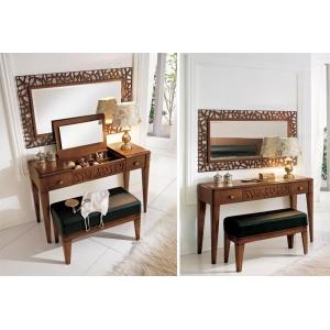 Стол туалетный + пуф SERENISSIMA LAGO DI GARDA