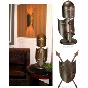 Настольная лампа Elstead Crusader T/L