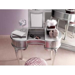 Туалетный стол с пуфом CORTE ZARI GEMMA