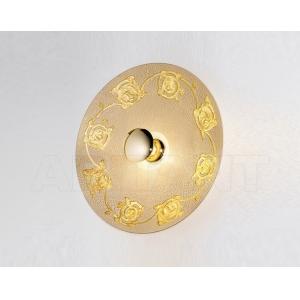 Светильник настенный Kolarz 0364.61xlv13 ROMANESQUE GOLD 24K